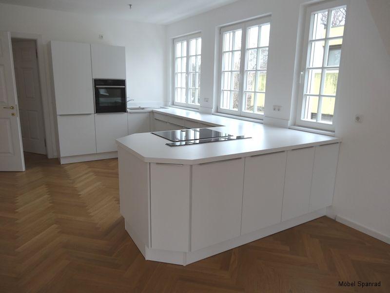 Schüller Küchen – Modell Uni Matt - Möbel Spanrad