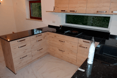 Nolte Artwood mit Granit