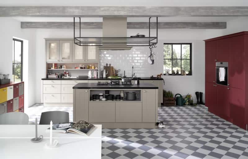 impressionen nolte k chen. Black Bedroom Furniture Sets. Home Design Ideas
