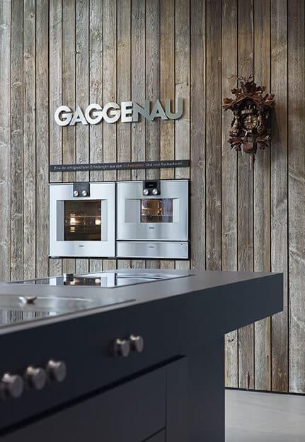 Der neue gaggenau showroom munchen mobel spanrad rosenheim for Gaggenau ger te