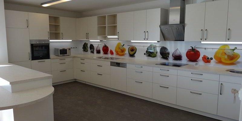 Schüller küchen fronten  Schüller Küchen Monza Plus – Korpus und Front magnolia