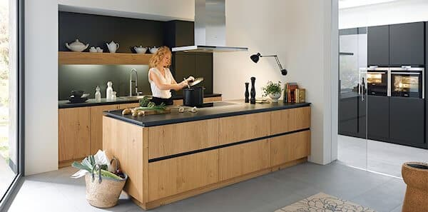 massiv - Küchenfront - welche Oberfläche ist die Richtige ?