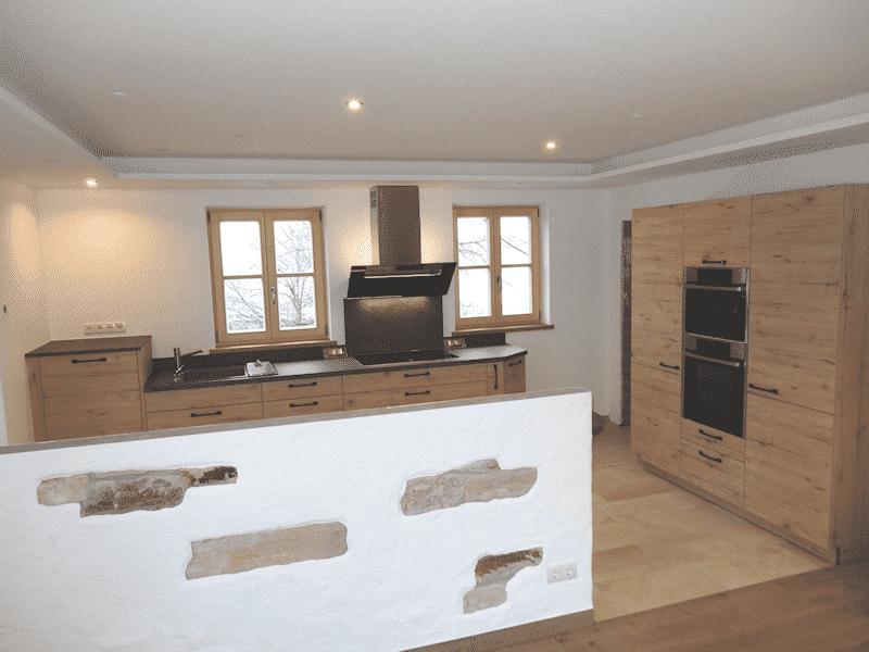 nolte k chen modell artwood wildeiche rustikal. Black Bedroom Furniture Sets. Home Design Ideas