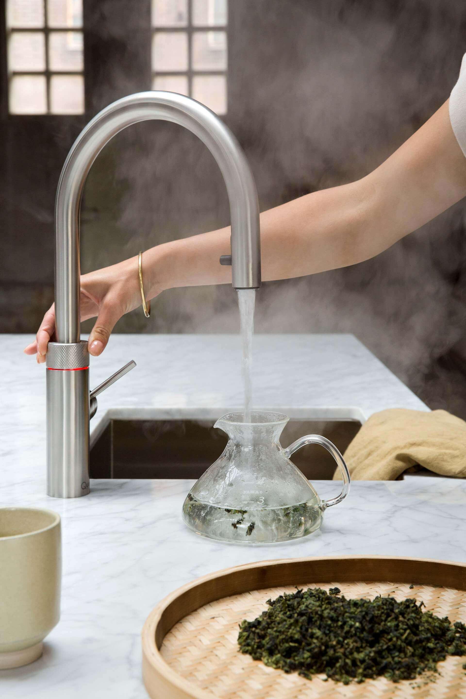 Wasserhahn Kochendes Wasser Preis Stunning Neu Quooker Flex Der