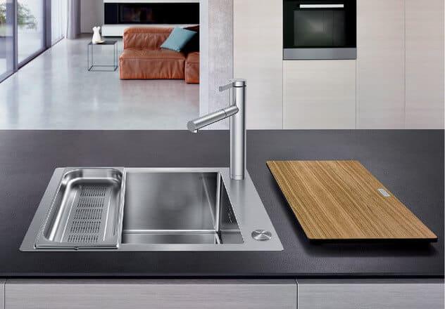 blanco sp len und armaturen m bel spanrad rosenhiem. Black Bedroom Furniture Sets. Home Design Ideas