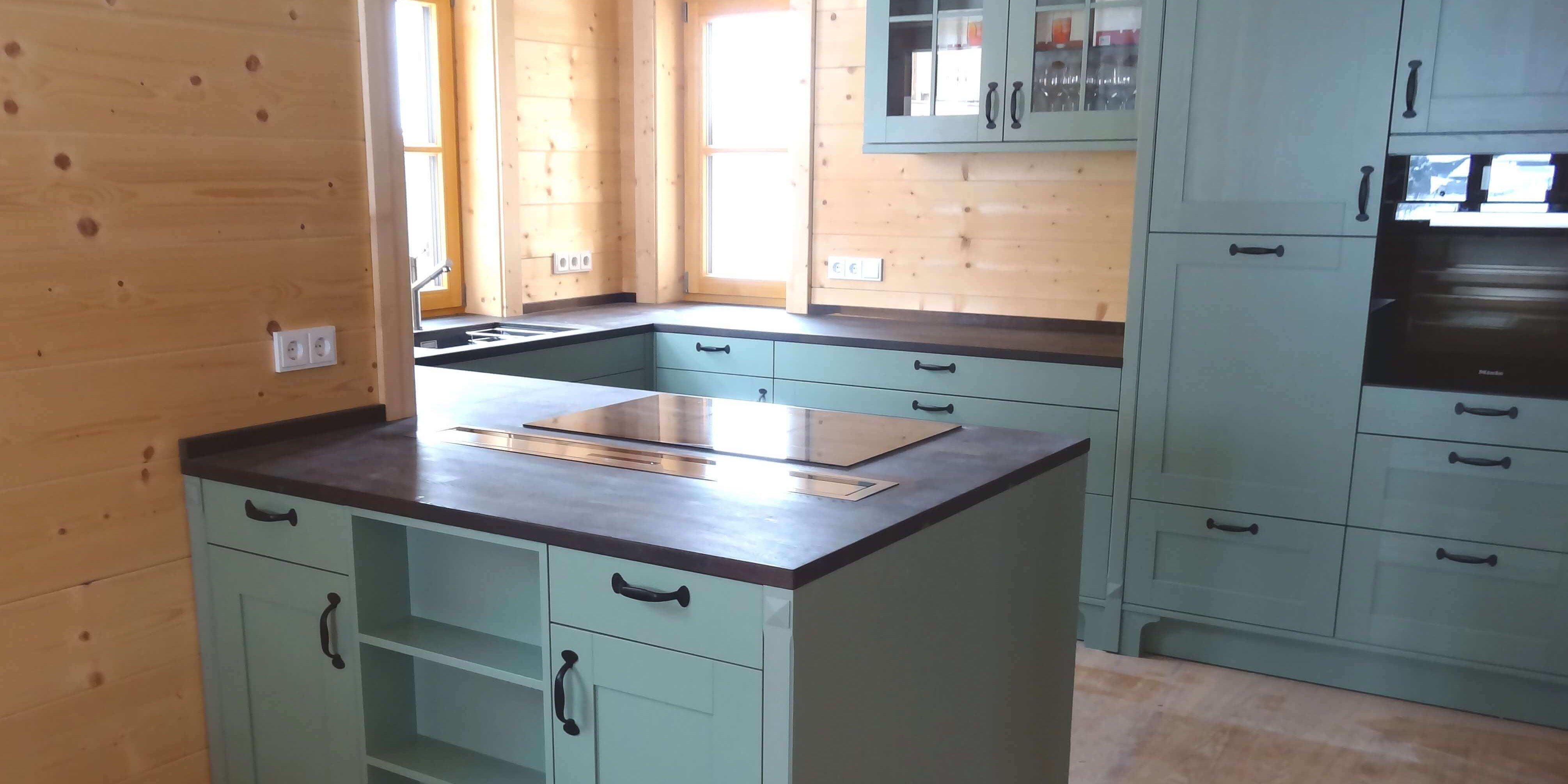 Schüller Küchen - Modell Casa | Möbel Spanrad