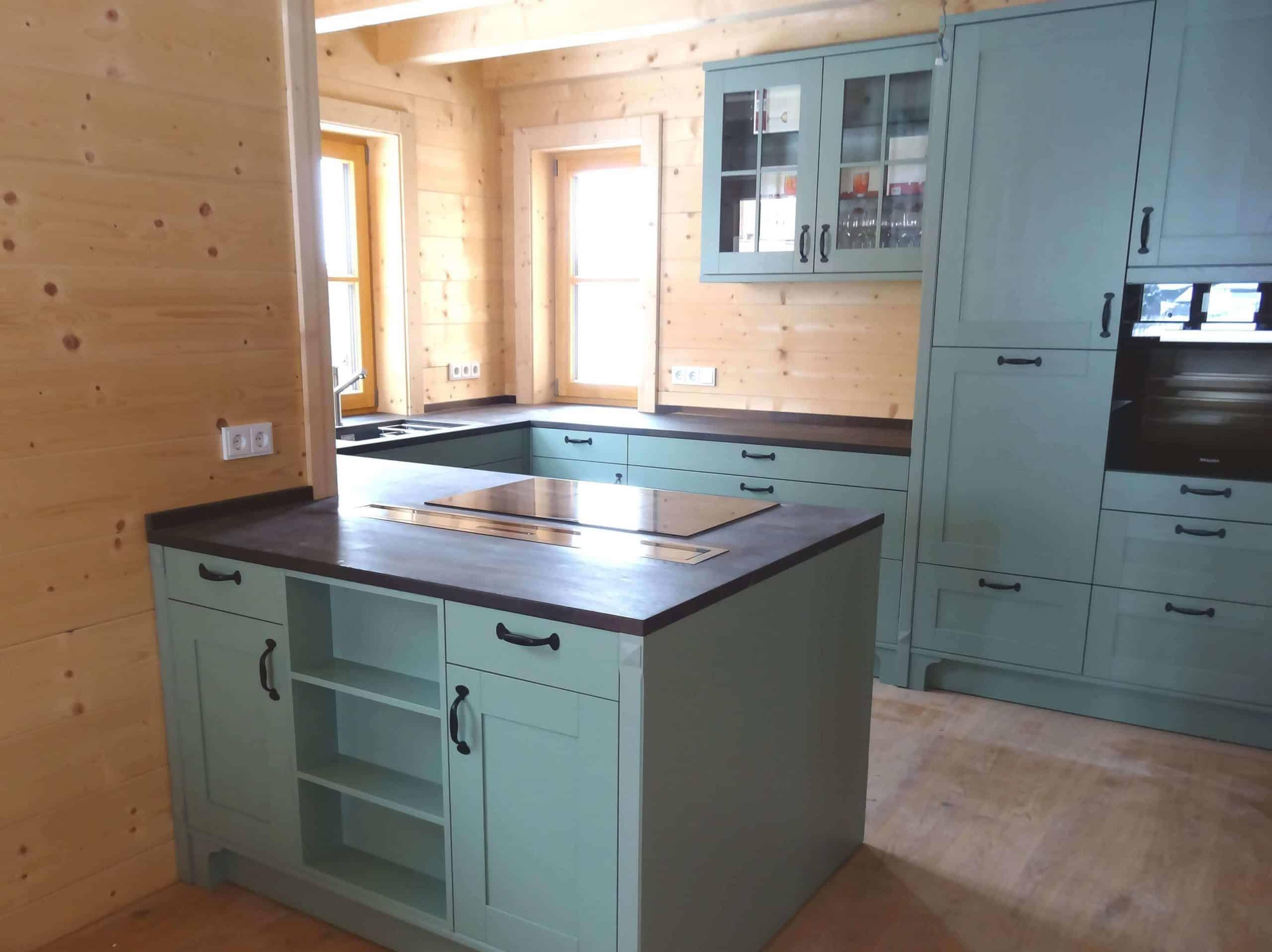 Schüller Küchen - Modell Casa  Möbel Spanrad