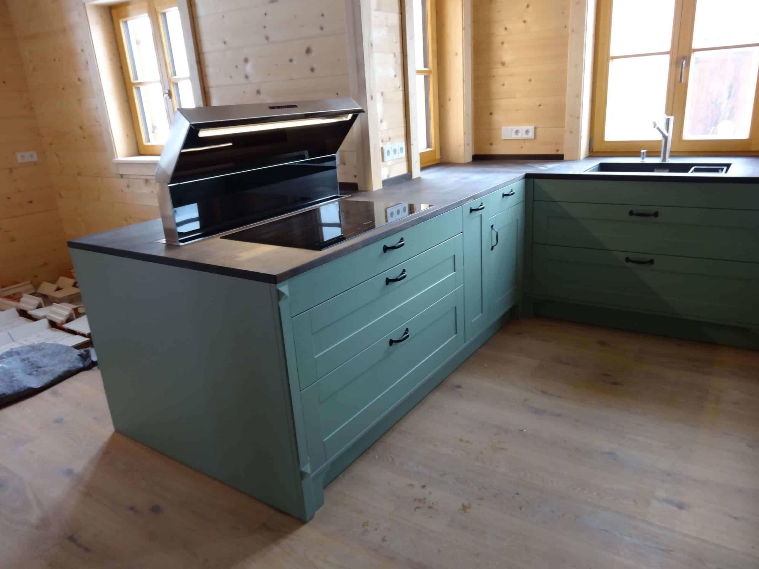Schüller Küchen   Modell Casa   Möbel Spanrad