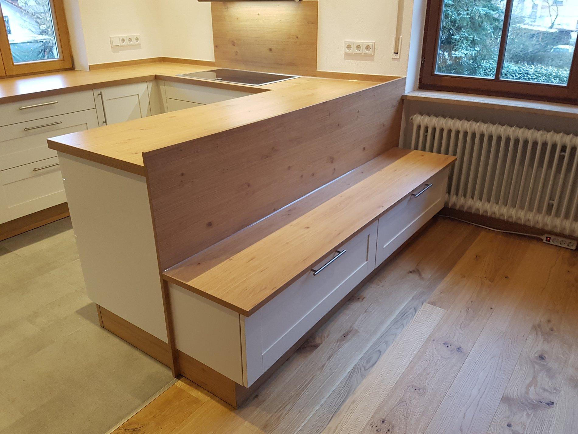 Schüller Küchen   Modell Casa Magnolia   Möbel Spanrad