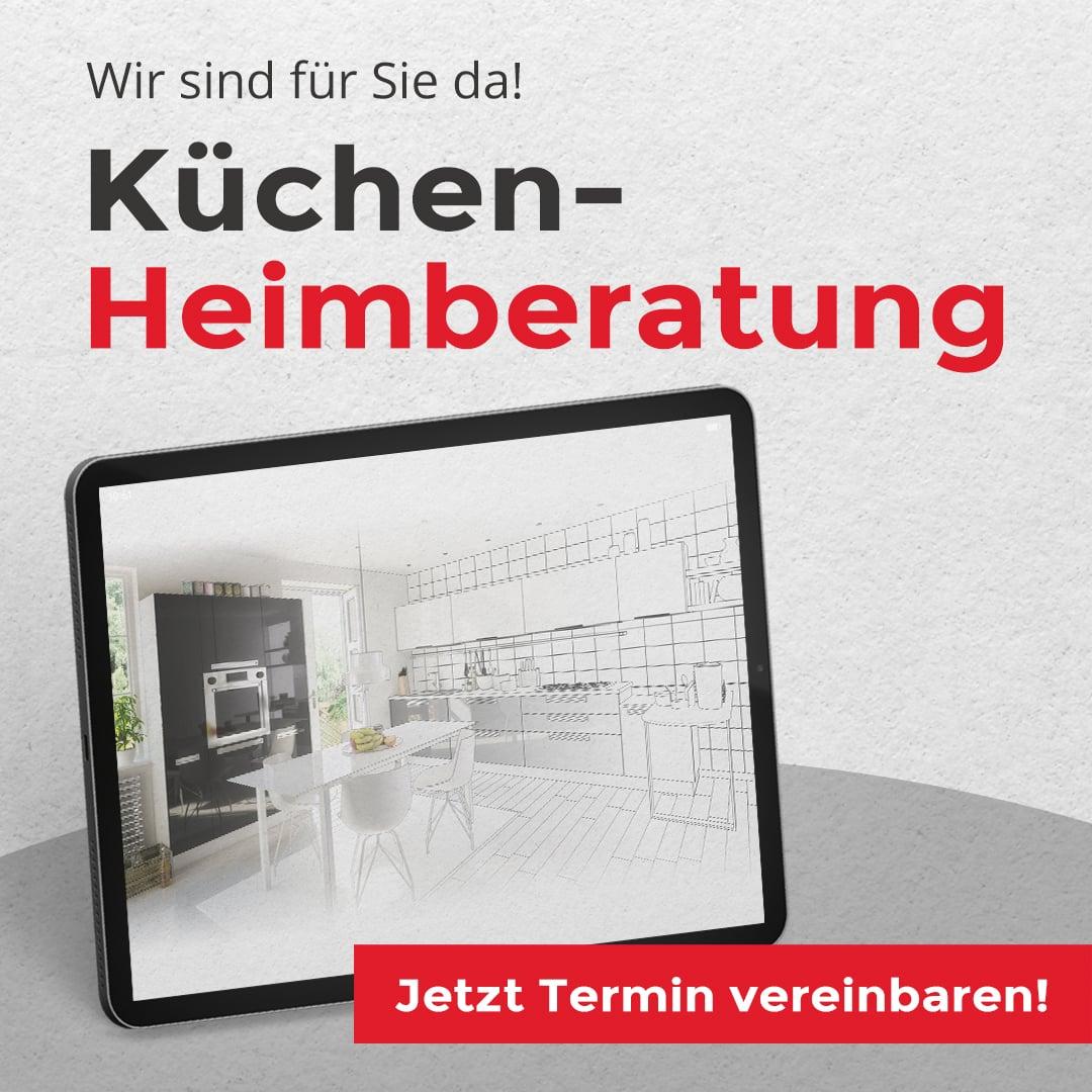 Kuechen Heimberatung Instagram Beitrag - Küchen-Heimberatung im Lockdown